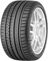 Continental SportContact 2 SSR Run Flat - 285/45/R19